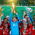 Bayern Munich on course for treble after DFB-Pokal win