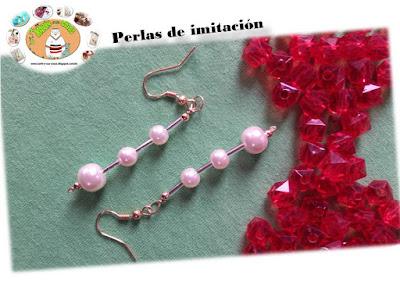 Perlas de imitación
