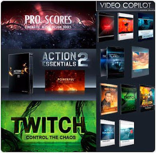Jual tutorial video copilot after effect