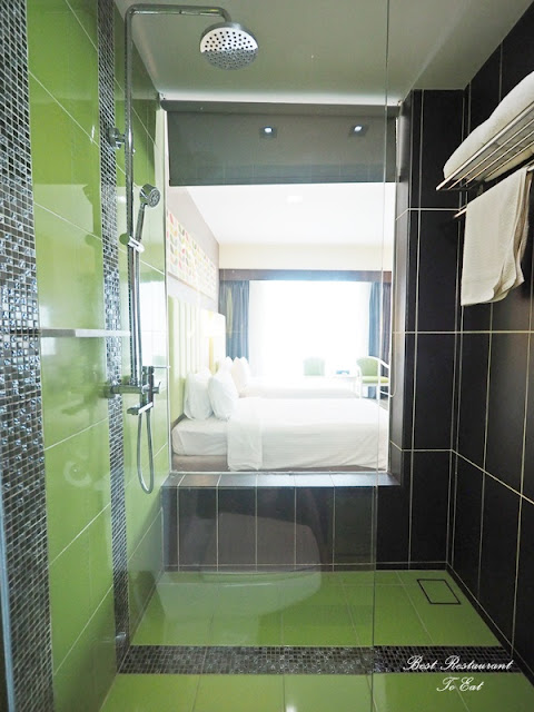 Megaview Hotel Kuantan Deluxe Executive Room Rain Shower Pahang