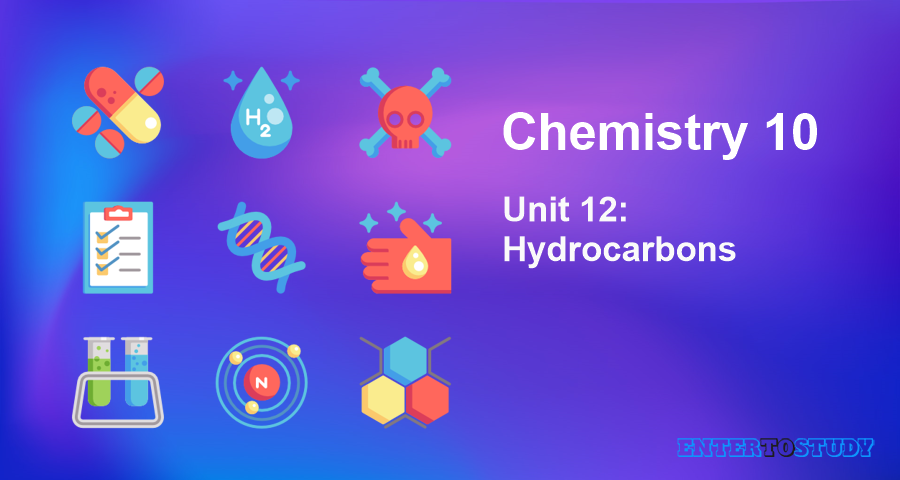 KIPS 10th Class Chemistry Notes Unit 12: Hydrocarbons