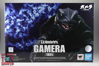SH MonsterArts Gamera [1995] Box 01