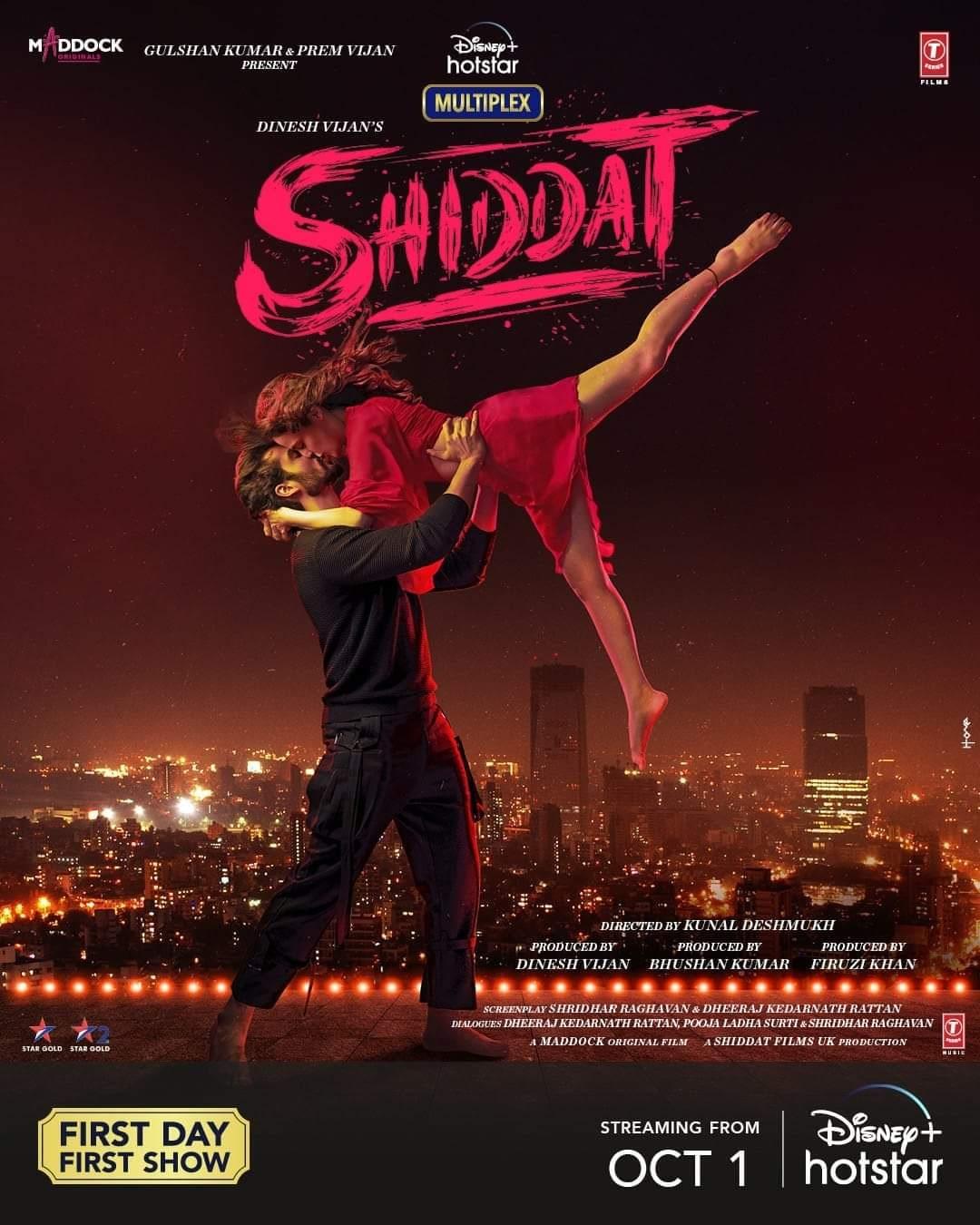 Nonton Film Shiddat (2021) Streaming Online Sub Indonesia