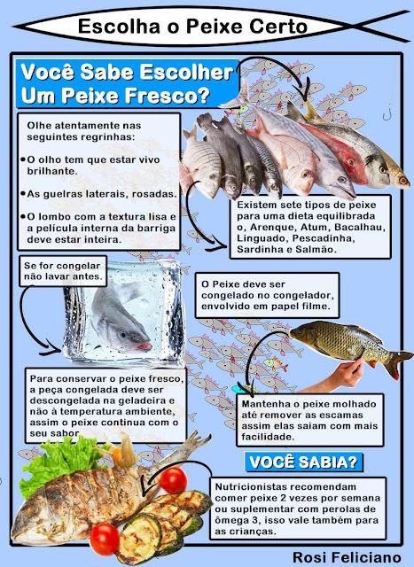 como fazer dieta do peixe