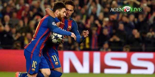 Pertemuan Canggung Lionel Messi dan Neymar, Bahas Kepulangan ke Barcelona?
