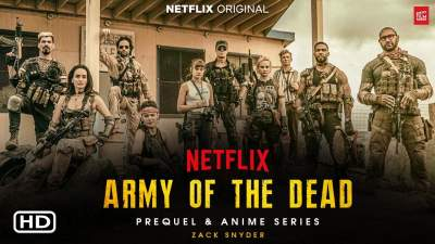Army of the Dead 2021 English Full Movies Free Download 480p HQ