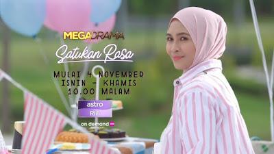 Sinopsis Drama Satukan Rasa Khai Bahar Dan Nana MegaDrama Astro
