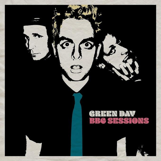 """Green Day anuncia lançamento do álbum ao vivo """"The BBC Sessions"""" no dia 10 de dezembro"""