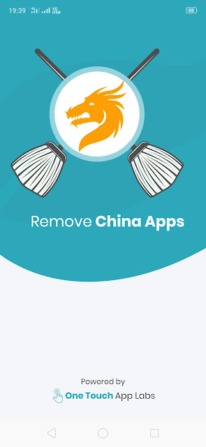 Remove China Apps Open