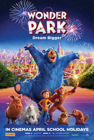 Poster Of Wonder Park 2019 In Hindi Bluray 720P Free Download