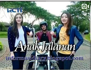 Sinopsis Anak Jalanan Minggu 1 Januari 2017 - Episode 780