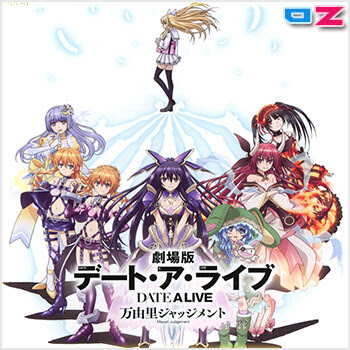 Date A Live Movie: Mayuri Judgment (OP Theme Song) [Single]