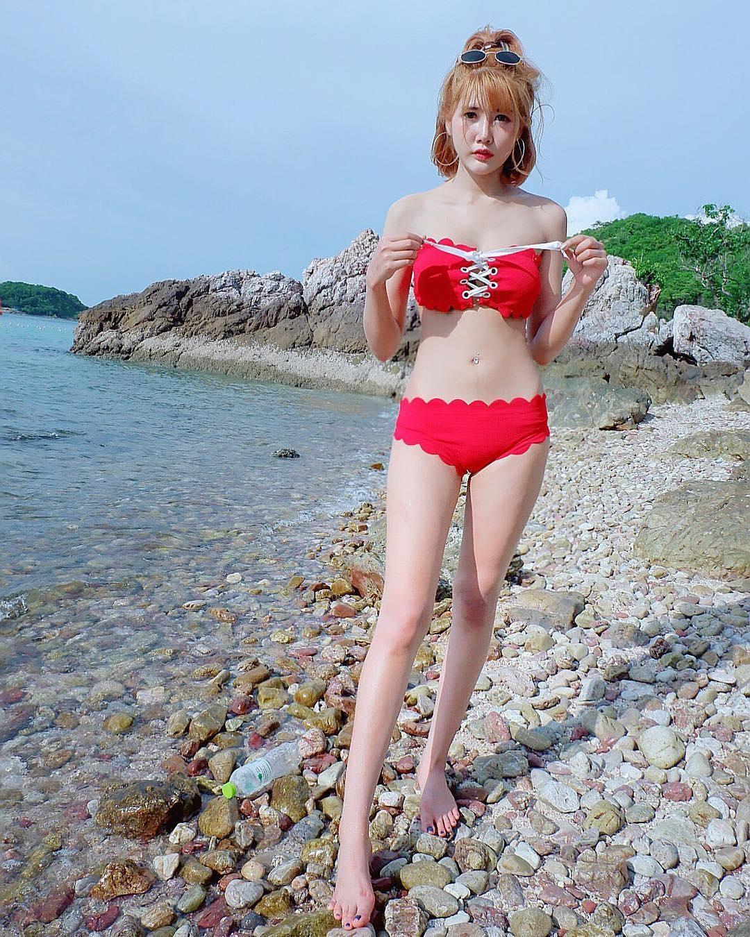 Sunisa Areerom Sexy