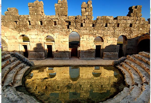Kibyra antik kenti nerede yer almaktadır?
