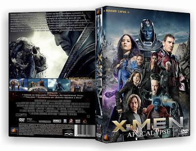 X-Men Apocalipse Torrent