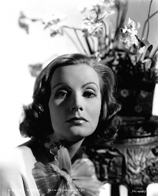 1934. Greta Garbo by Clarence Sinclair Bull