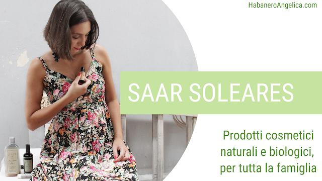 Saar Soleares prodotti farmacia bio