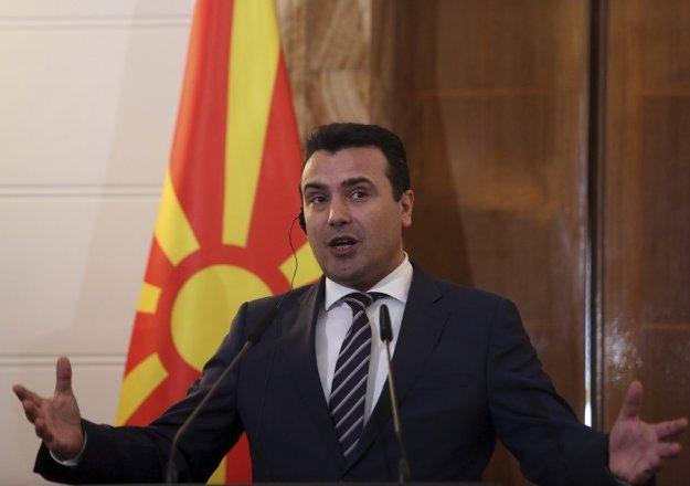 Με όπλο την αναγνώριση «Μακεδονικής ταυτότητας και γλώσσας» στην προεκλογική μάχη ο Ζ. Ζάεφ