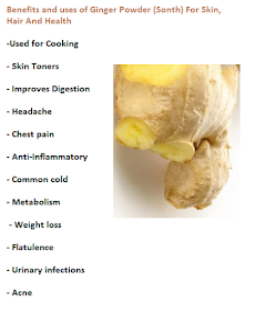 Benefits And Uses Of Ginger Adrak Powder Sonth For Skin Hair And Health Pocket Press Release