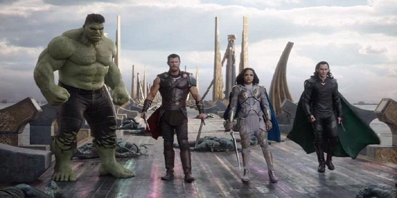 Descargar Thor Ragnarok Español latino