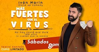 """""""Más fuertes que el virus"""" con Ivan Marin"""