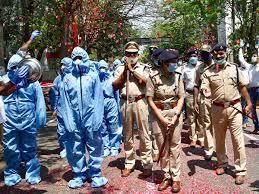 India's corona warriors against corona virus | pharmaas