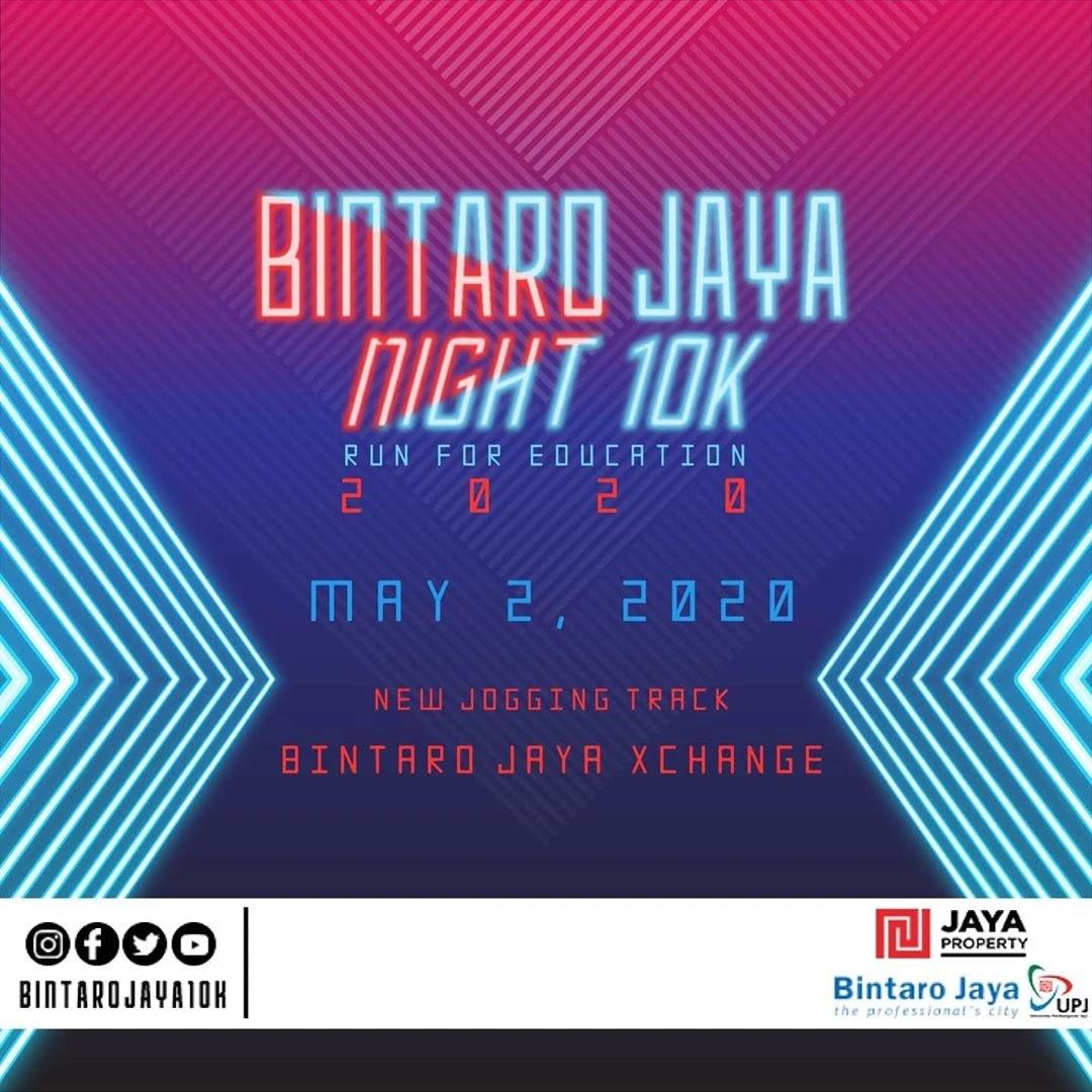 Bintaro Jaya Night 10K • 2020