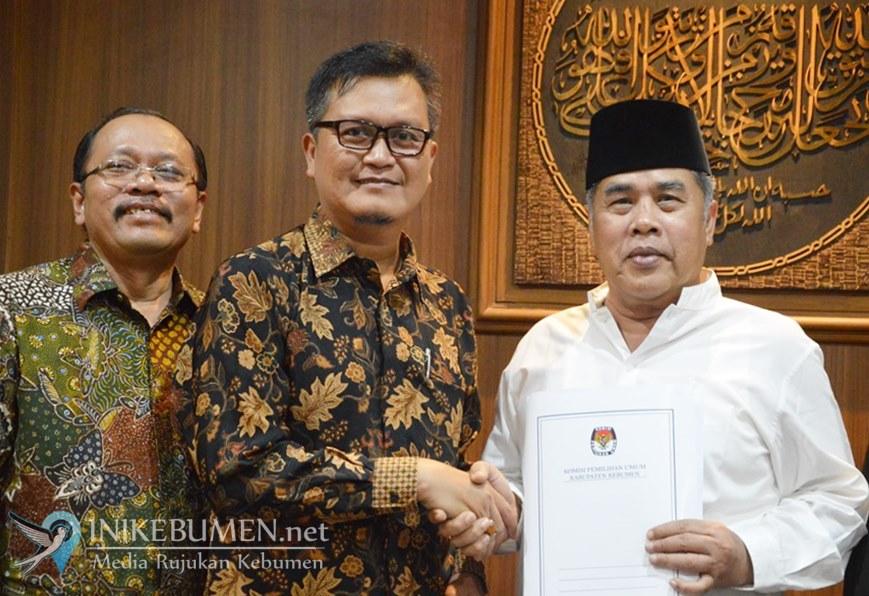Duh! Gara-gara 4 Caleg, KPU Kebumen Telat Serahkan Usulan Pelantikan Anggota DPRD Terpilih