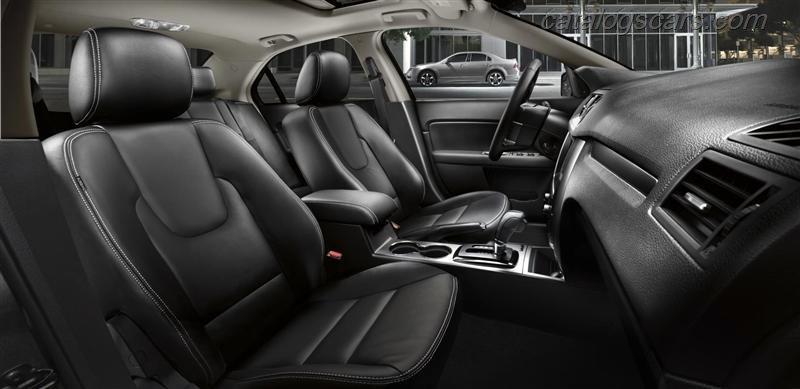 صور سيارة فورد فيوجن 2014 - اجمل خلفيات صور عربية فورد فيوجن 2014 - Ford Fusion Photos Ford-Fusion-2012-08.jpg