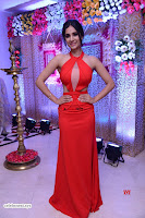 Alankrita new actress in Red Deep Neck Gown Stunning Pics ~  Exclusive Galleries 031.jpg