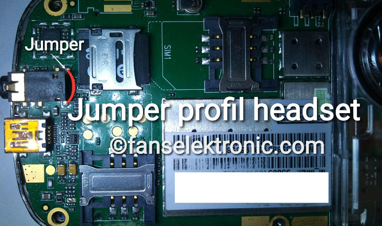 trik jumper profil headset