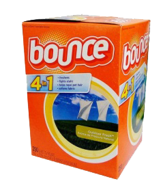 giấy thơm Bounce 4 in 1