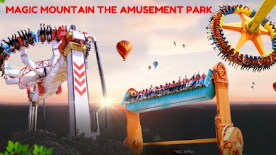 magic mountain park