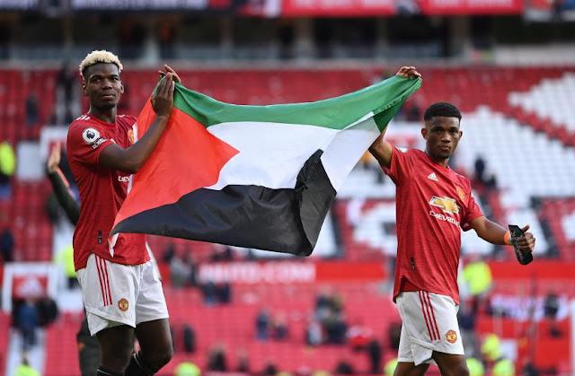 Dari Sepakbola untuk Palestina
