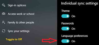 Change System Language & Region on Windows 10 PC