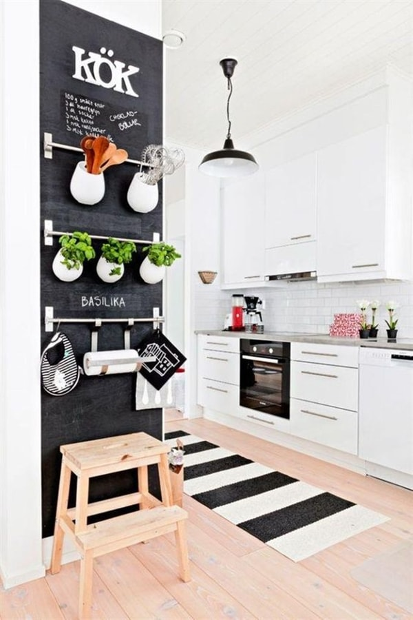 5 Proposals to Renovate the Kitchen With Little Money 10
