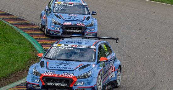 Hyundai Team Engstler: Die Teamchampions der ADAC TCR Germany im Porträt