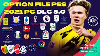 PES 2021 Compilation Option File by Winning Eleven YT