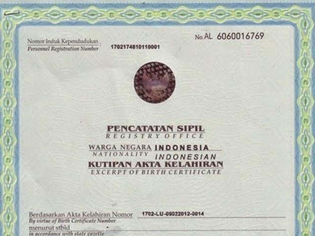 Prosedur Pembuatan Akta Kelahiran Disdukcapil Kabupaten Bandung