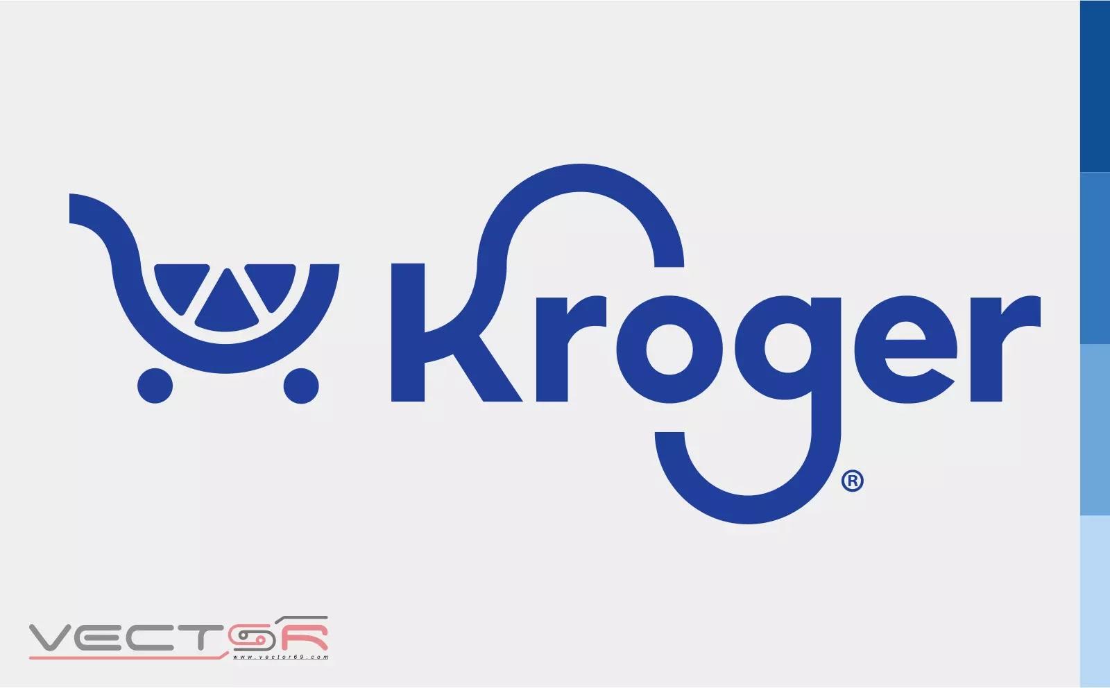 Kroger (2021) Logo - Download Vector File Encapsulated PostScript (.EPS)