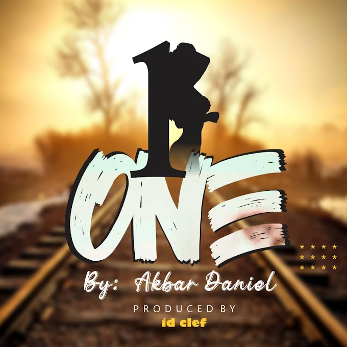 [MUSIC] Akbar Daniel - ONE || Aruwaab9ja