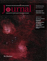 cover of the Feb 2020 Journal of the RASC