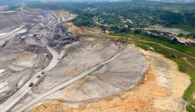 Masyarakat Indonesia Timur Tolak UU Minerba 2020