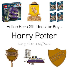 Harry Potter Action Hero Gift Ideas for Boys
