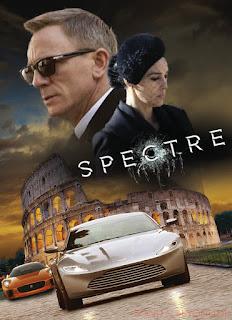 James Bond Spectre Fan-Art