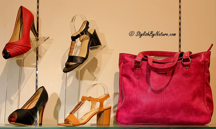 Sit Up And Take Notice As Lavie Introduces A Trendy Party Collection Of Bags Shoes