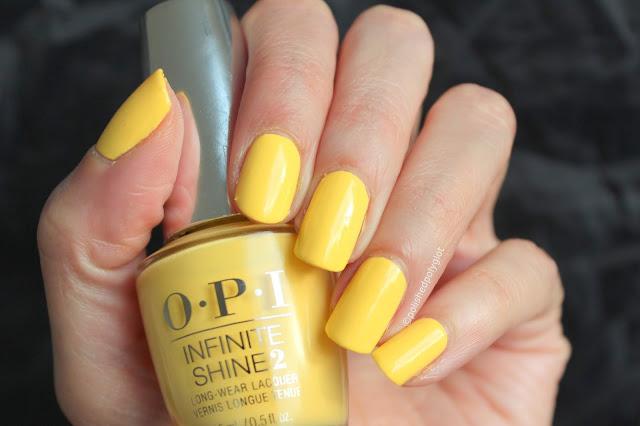 OPI Mexico City Don't Tell a sol nail polish