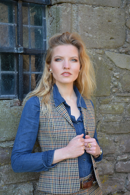 solveig scotland tweed luxury fashion tartan cordings edinburgh scottish blogger