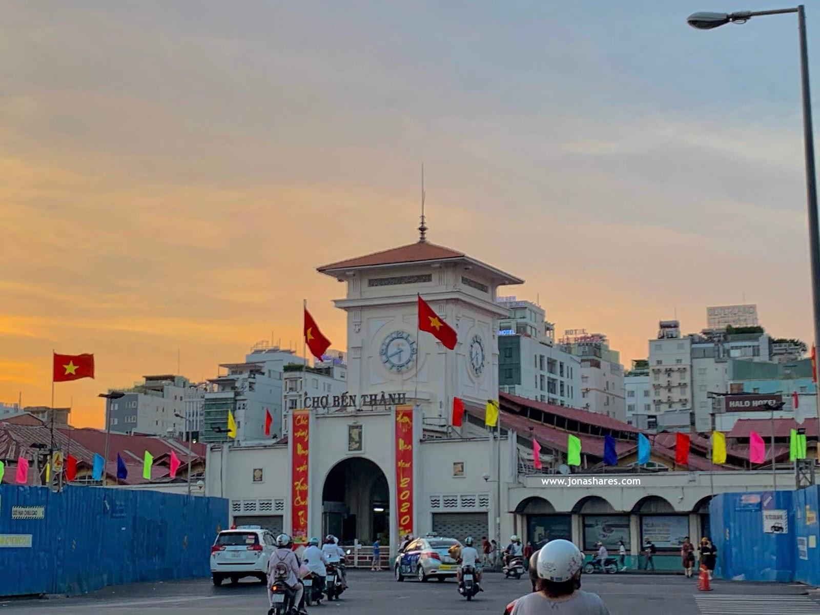 Ben Thanh Market, Vietnam