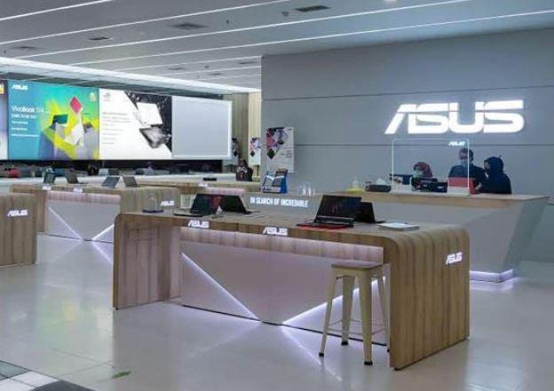 Pondok Indah Mall Kini Ada Asus Exclusive Store